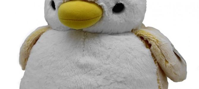 パウダーキッズ ペンギン L イエロー