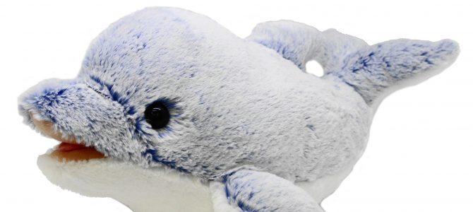 パウダーキッズ イルカ ブルー